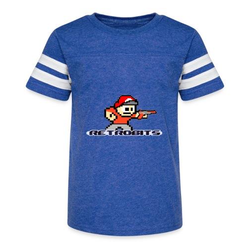 RetroBits Clothing - Kid's Vintage Sport T-Shirt