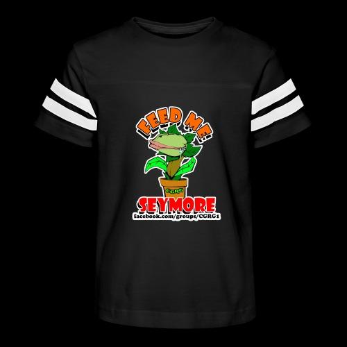 FEED ME SEYMORE - Kid's Vintage Sport T-Shirt