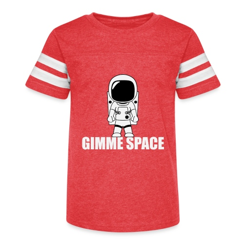 Gimme Space - Kid's Vintage Sport T-Shirt