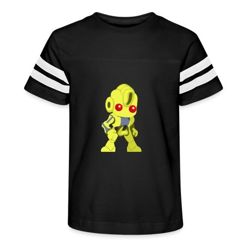 Ex17 Moringa - Kid's Vintage Sport T-Shirt