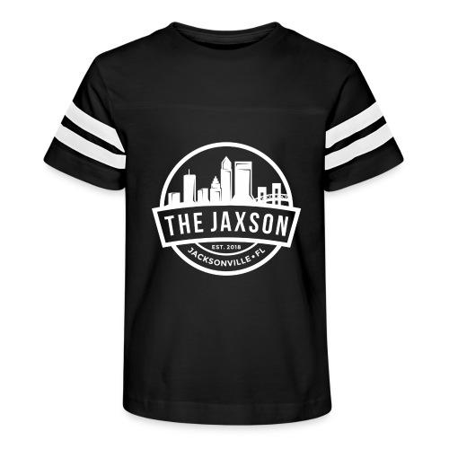 The Jaxson Light - Kid's Vintage Sport T-Shirt