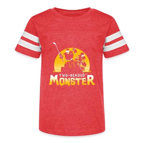 Two-Headed Monster - Kid's Vintage Sport T-Shirt