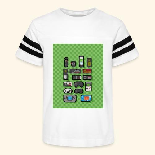 controller handy - Kid's Vintage Sport T-Shirt
