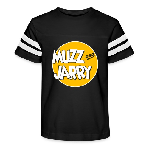 Muzz and Jarry - Kid's Vintage Sport T-Shirt
