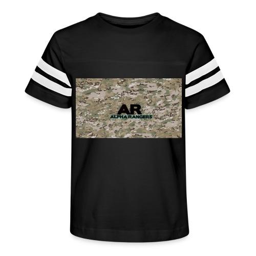 Alpha Ranger Apperal - Kid's Vintage Sport T-Shirt