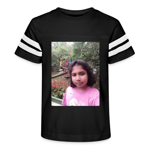 Tanisha - Kid's Vintage Sport T-Shirt