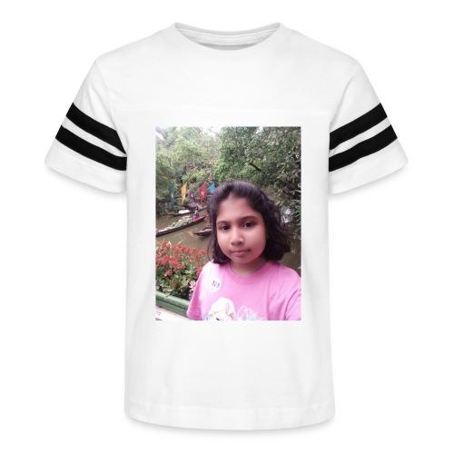 Tanisha - Kid's Vintage Sport T-Shirt