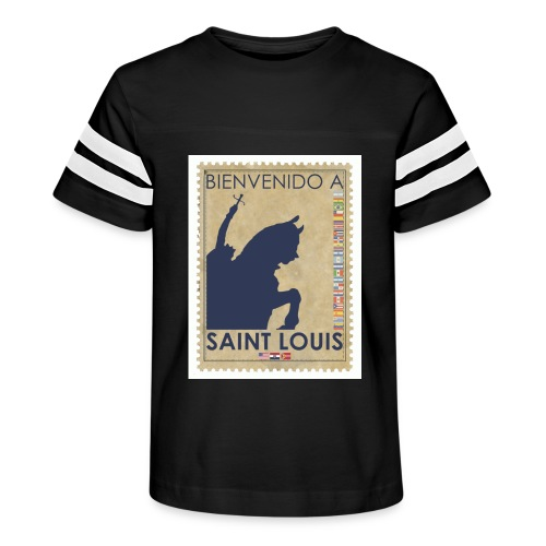 Bienvenido A Saint Louis - Kid's Vintage Sport T-Shirt