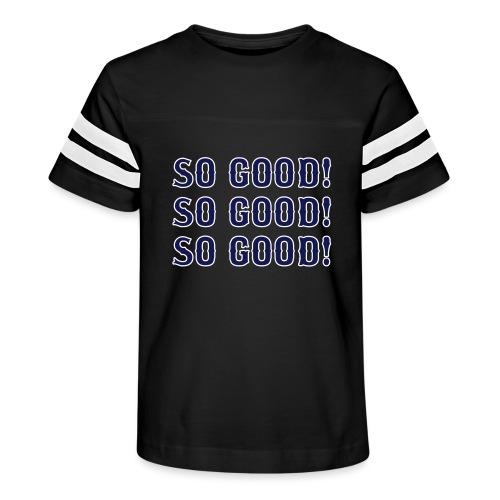 So Good! (Boston) - Kid's Vintage Sport T-Shirt