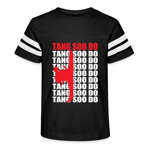 Tang Soo Do - Kid's Vintage Sport T-Shirt
