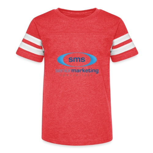 Senior Marketing Specialists - Kid's Vintage Sport T-Shirt