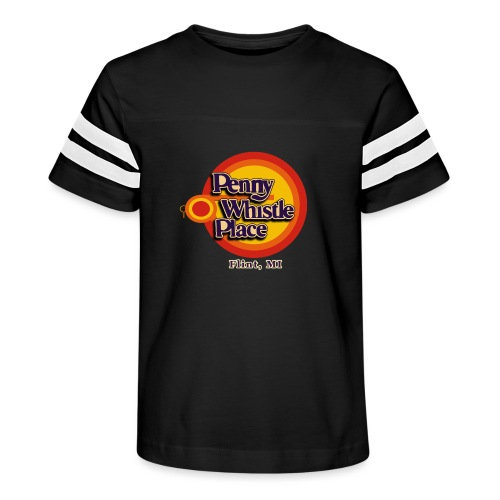 Penny Whistle Place - Kid's Vintage Sport T-Shirt