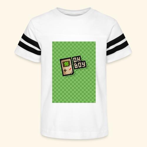 oh boy handy - Kid's Vintage Sport T-Shirt