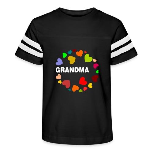 Grandma - Kid's Vintage Sport T-Shirt