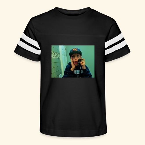 Pj Vlogz Merch - Kid's Vintage Sport T-Shirt