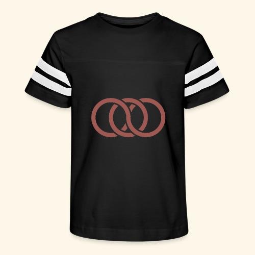 circle paradox - Kid's Vintage Sport T-Shirt