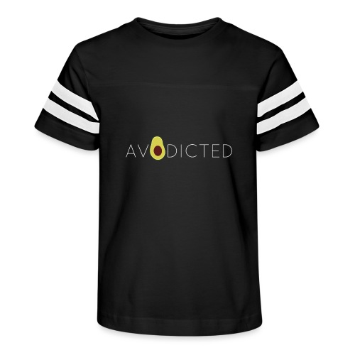 Avodicted - Kid's Vintage Sport T-Shirt