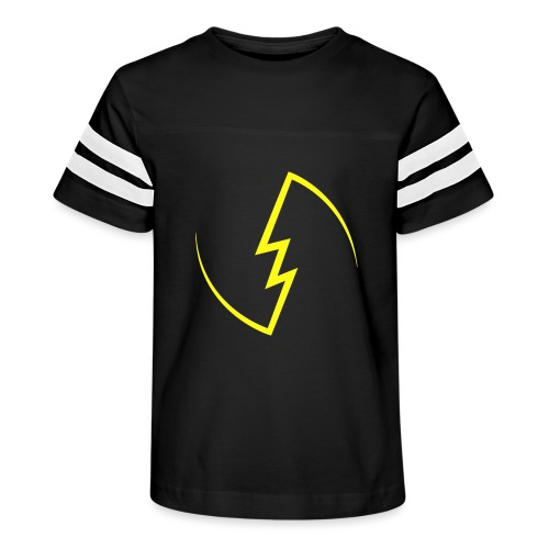 Electric Spark - Kid's Vintage Sport T-Shirt