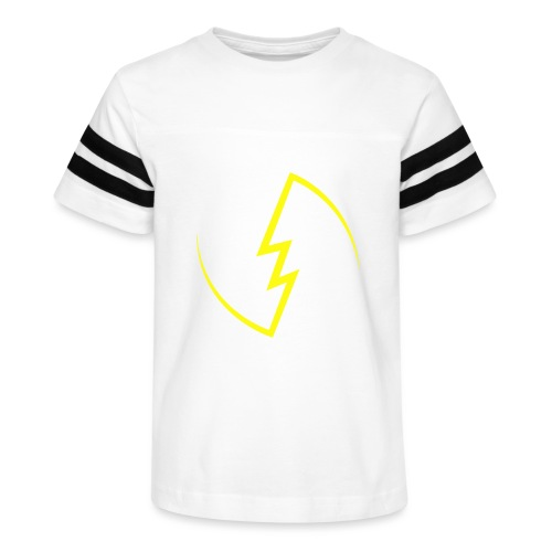 Electric Spark - Kid's Vintage Sport T-Shirt