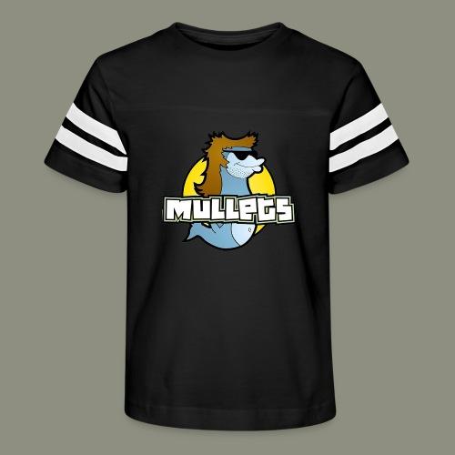 mullets logo - Kid's Vintage Sport T-Shirt
