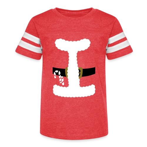 SANTA CLAUS SUIT - Men's Polo Shirt - Kid's Vintage Sport T-Shirt
