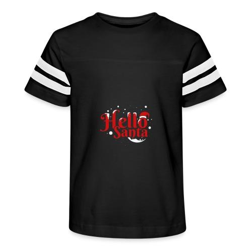 d14 - Kid's Vintage Sport T-Shirt