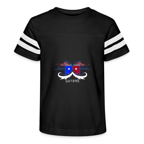 d19 - Kid's Vintage Sport T-Shirt
