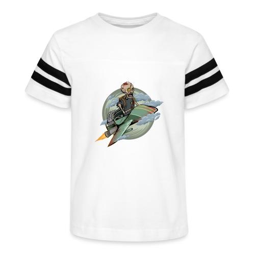 d9 - Kid's Vintage Sport T-Shirt