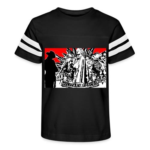 ANZAC - Kid's Vintage Sport T-Shirt