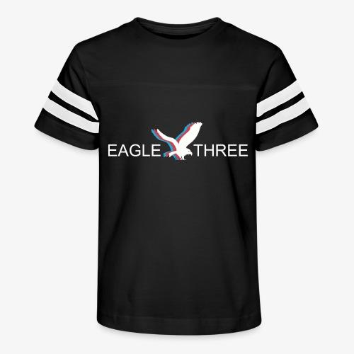 EAGLE THREE APPAREL - Kid's Vintage Sport T-Shirt