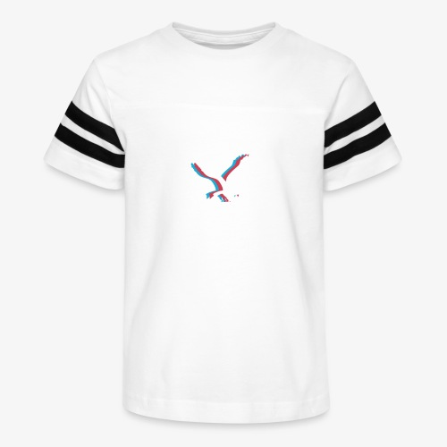 EAGLE THREE APPAREL - Kid's Vintage Sport T-Shirt