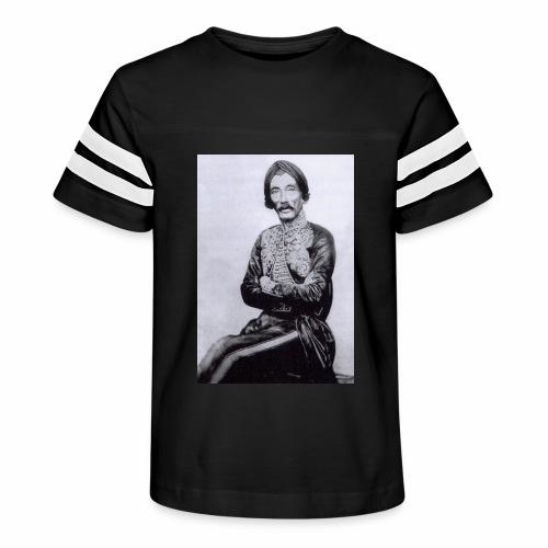 raden saleh photo sp 03 - Kid's Vintage Sport T-Shirt