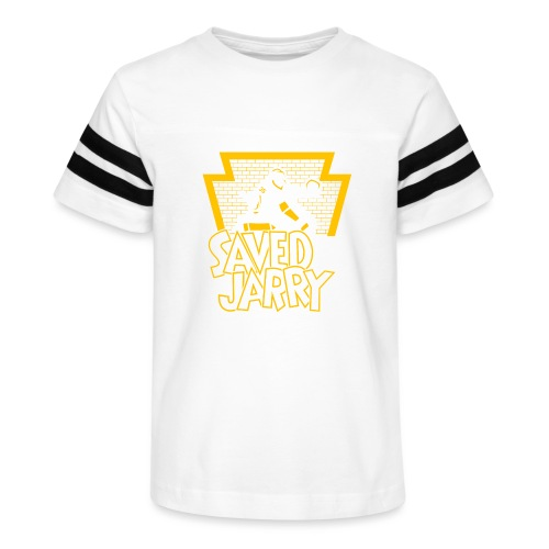 Saved by Jarry - Kid's Vintage Sport T-Shirt