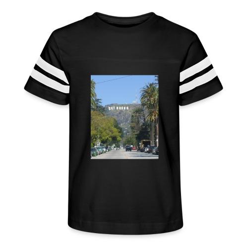 RockoWood Sign - Kid's Vintage Sport T-Shirt