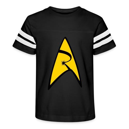Emblem - Kid's Vintage Sport T-Shirt