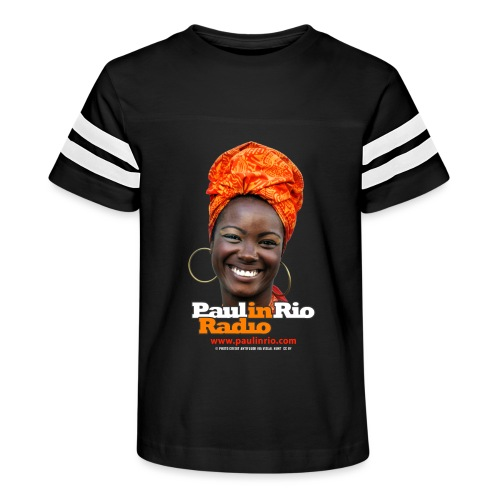Paul in Rio Radio - Mágica garota - Kid's Vintage Sport T-Shirt