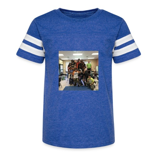 Marvin shirt - Kid's Vintage Sport T-Shirt