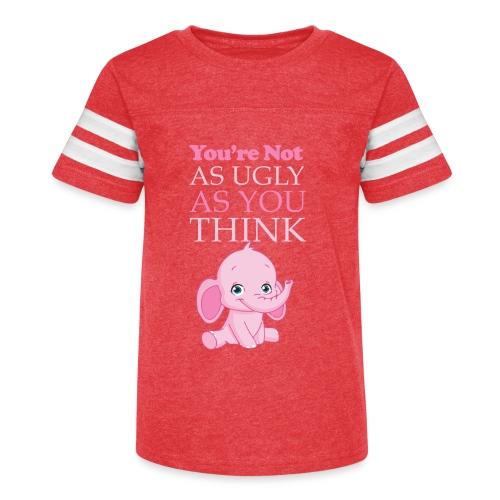 Ugly png - Kid's Vintage Sport T-Shirt