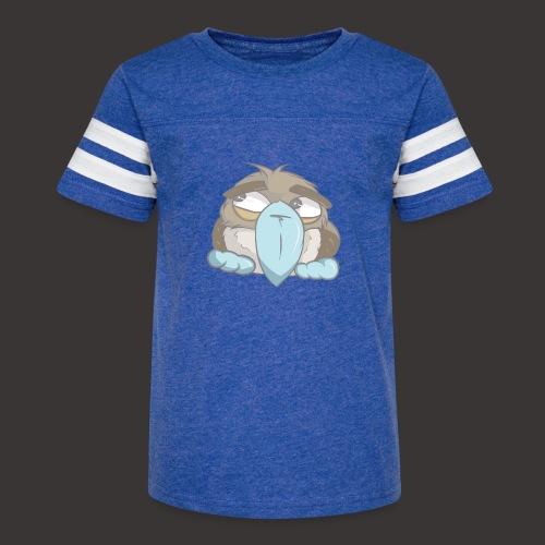 Cute Boobie Bird - Kid's Vintage Sport T-Shirt