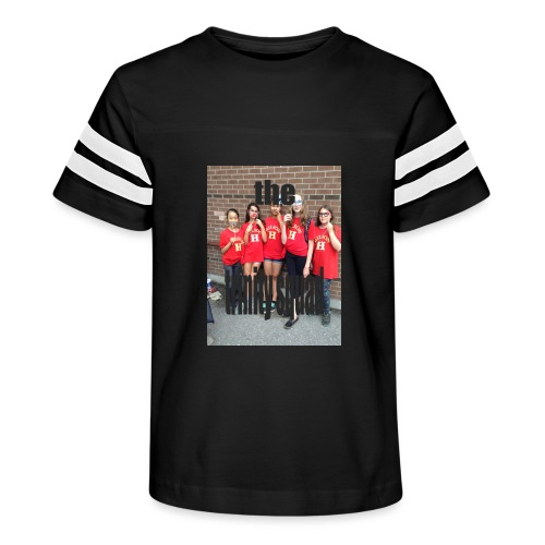 squad up - Kid's Vintage Sport T-Shirt