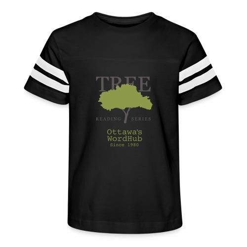 Tree Reading Swag - Kid's Vintage Sport T-Shirt