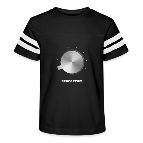 Spaceteam Dial - Kid's Vintage Sports T-Shirt
