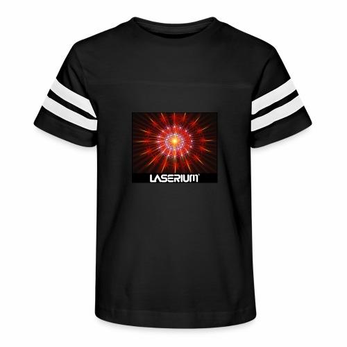 LASERIUM Laser starburst - Kid's Vintage Sport T-Shirt