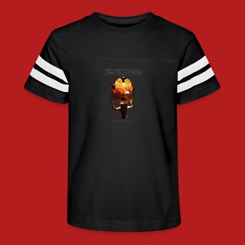 Days of Black Clan Of Xymox Album Shirt - Kid's Vintage Sports T-Shirt