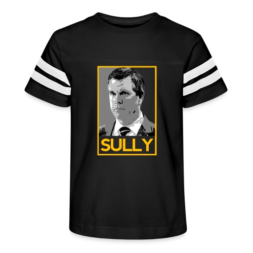 Sully - Kid's Vintage Sport T-Shirt