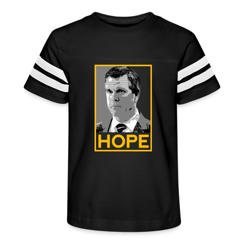 HOPE - Kid's Vintage Sport T-Shirt
