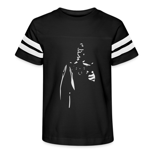 Rubber Man Wants You! - Kid's Vintage Sport T-Shirt