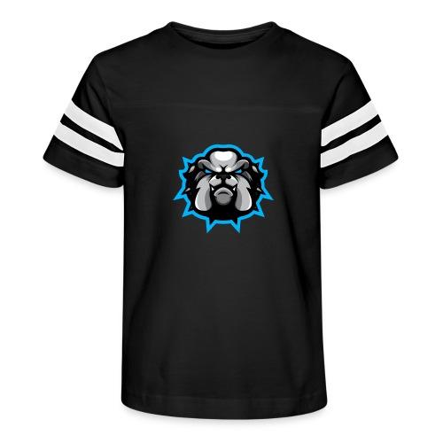Exodus Stamp - Kid's Vintage Sport T-Shirt