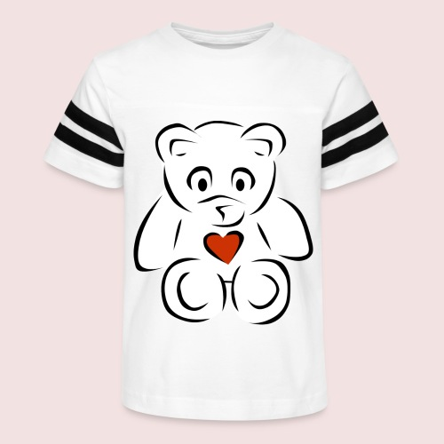 Sweethear - Kid's Vintage Sport T-Shirt