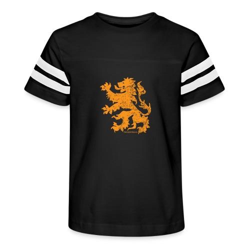 Dutch Lion - Kid's Vintage Sport T-Shirt